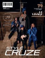 NOVEMBER 2020 Issue (Vol: 79) | STYLÉCRUZE Magazine book cover