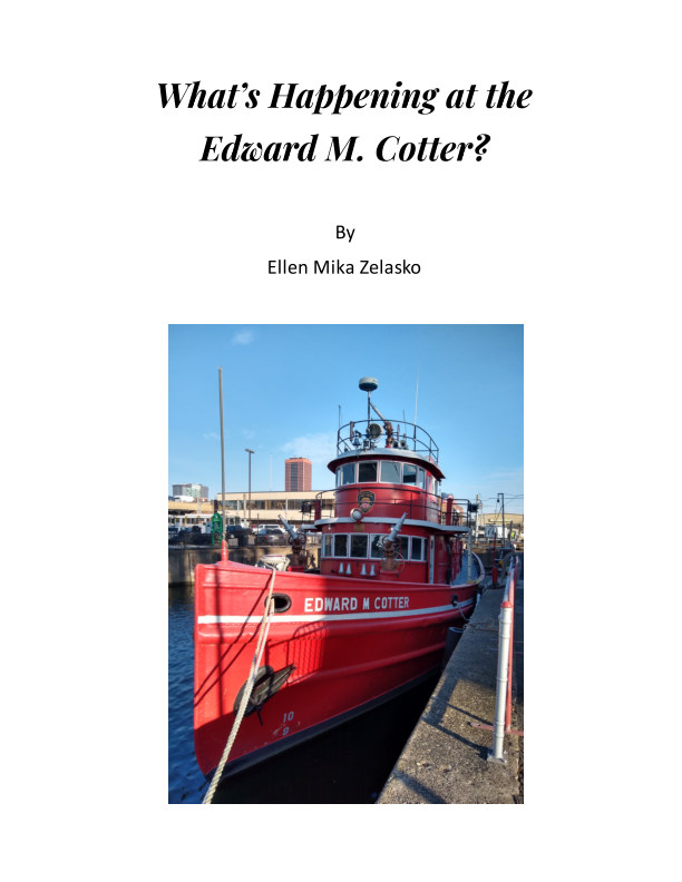 View What's Happening at the Edward M. Cotter? by Ellen Mika Zelasko