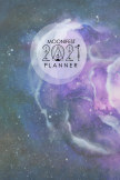Moonifest Daily 2021 Planner book cover