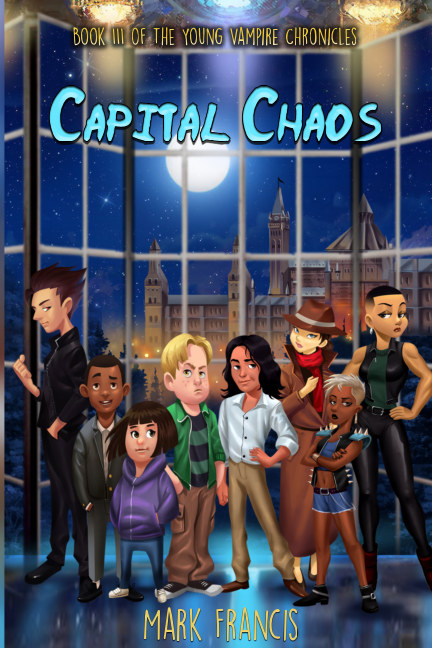 View Captial Chaos (softcover) by Mark Francis