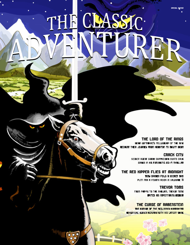 View The Classic Adventurer - Special Edition by Mark James Hardisty