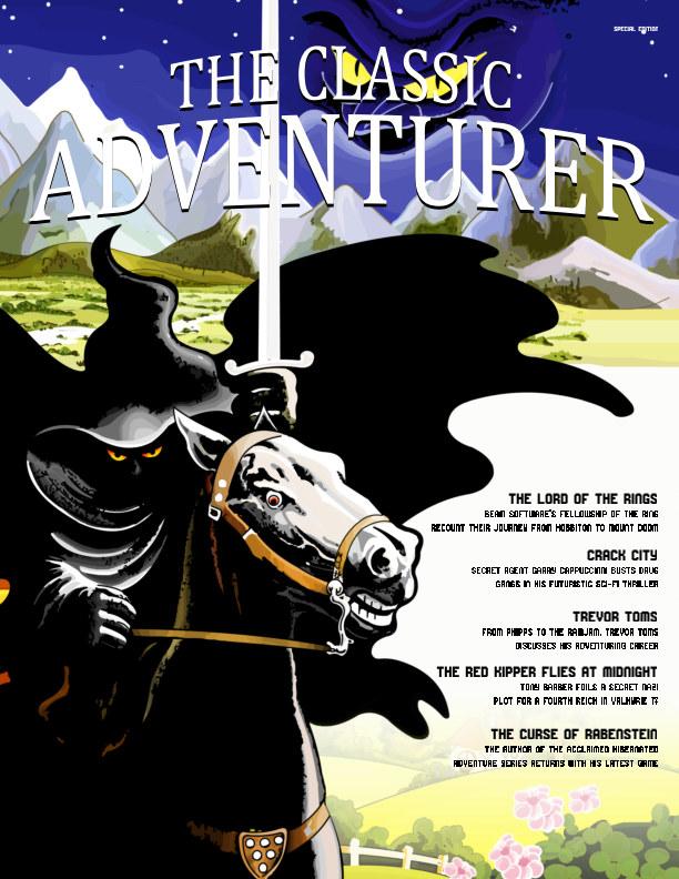 Bekijk The Classic Adventurer - Special Edition (Economy) op Mark James Hardisty
