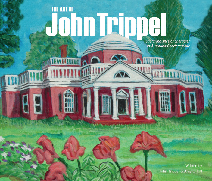 View The Art of John Trippel - HARDBACK by John Trippel and Amy Hill
