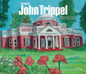 The Art of John Trippel - HARDBACK book cover