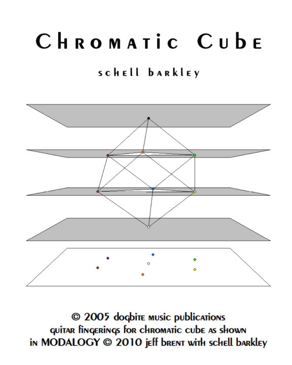 View Chromatic Cube for Guitar v2 by Schell Barkley
