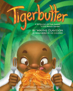 HARDCOVER - Tigerbutter book cover