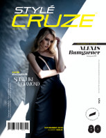 NOVEMBER 2020 Issue (Vol: 80) | STYLÉCRUZE Magazine book cover