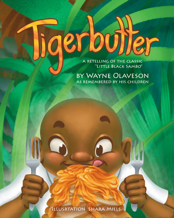 View SOFTCOVER - Tigerbutter by Wayne Olaveson