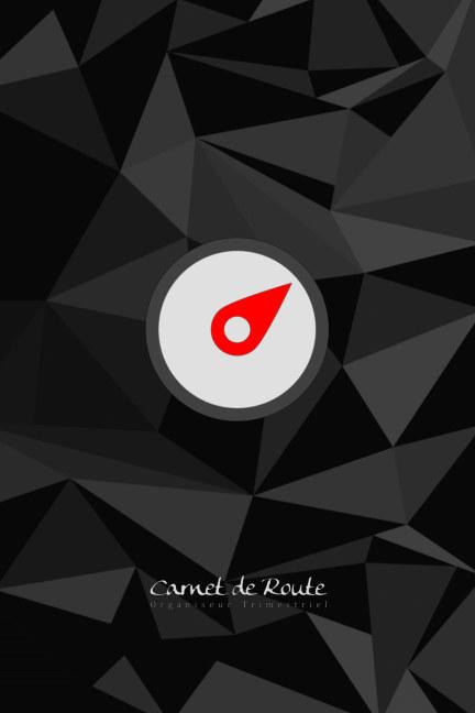 Ver Carnet de Route - Organiseur Trimestriel (semaine classique, couv. polygones) por Mathieu Fuzier
