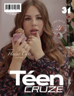 NOVEMBER 2020 Issue (Vol: 31) | TÉENCRUZE Magazine book cover