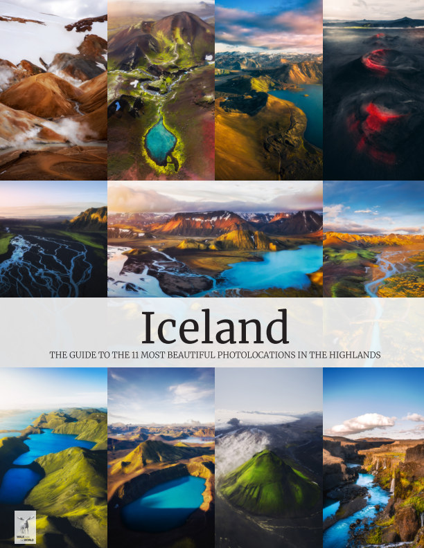 View Iceland - 11 Most beautiful Photo Locations in the Highlands by Michael Chlebek