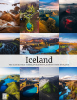 Iceland - 11 Most beautiful Photo Locations in the Highlands book cover