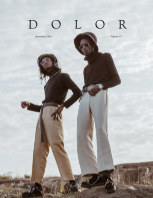 DOLOR Magazine Volume VI book cover