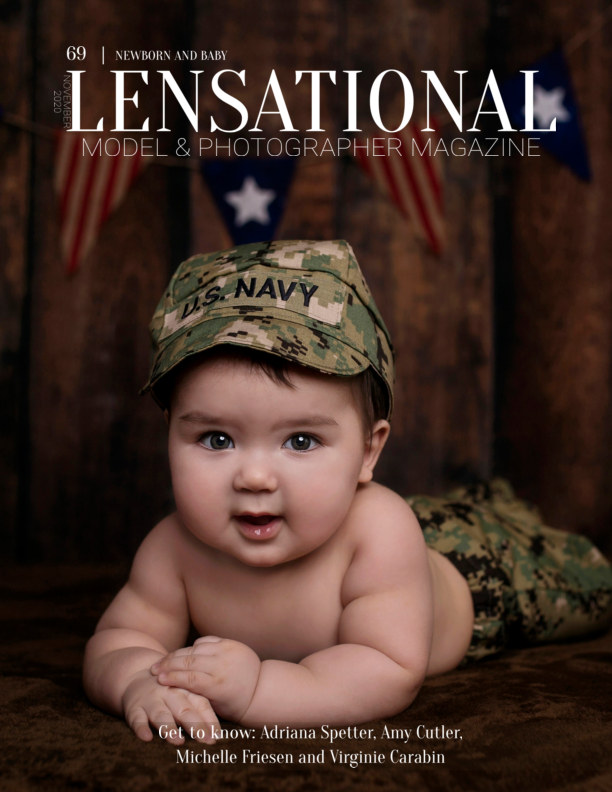 View LENSATIONAL Model and Photographer Magazine #69 Issue | Newborn and Baby - November 2020 by Lensational Magazine