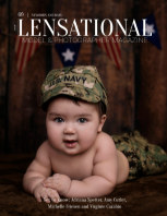 LENSATIONAL Model and Photographer Magazine #69 Issue | Newborn and Baby - November 2020 book cover