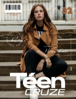 NOVEMBER 2020 Issue (Vol: 32) | TÉENCRUZE Magazine book cover