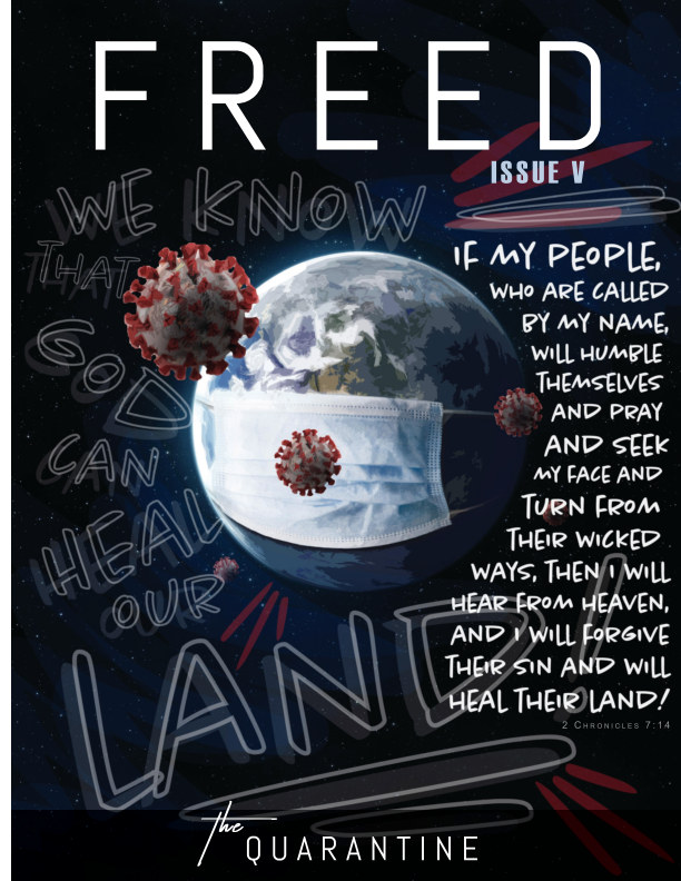 View FREED Magazine Issue V: The Quarantine by FREED Magazine