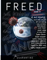 FREED Magazine Issue V: The Quarantine book cover