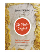 The Pasta Project Traditional Seasonal Italian Pasta Recipes Vol 1 book cover