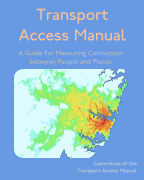 Transport Access Manual book cover