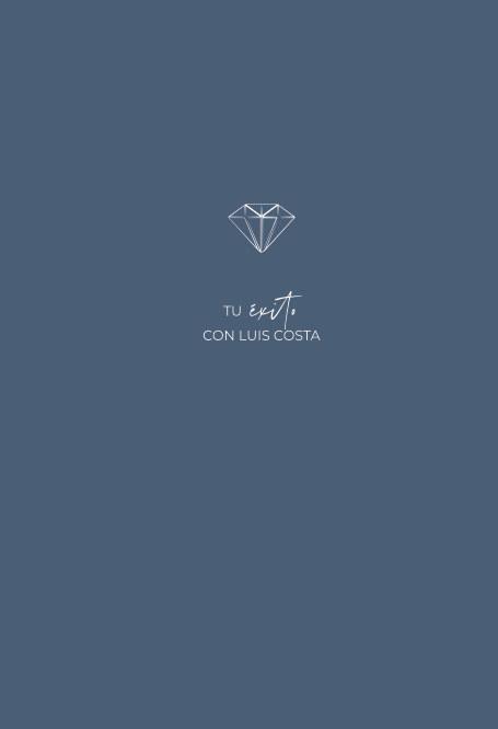 Ver Agenda Éxito Con Luis Costa (1ª Edición) - (Tapa Dura) por Kimmy Costa