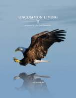 Uncommon Living Fall/Winter 2020 book cover