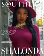 Southern Style Magazine Nov. 2020 book cover
