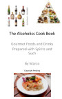 The Alcoholics Cookbook book cover