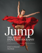 Jump: The Art of Dance Photography book cover