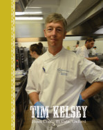 Tim Kelsey, Head Chef, St Catz. Oxford book cover