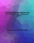 Learning about my body and mind book cover