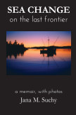 SEA CHANGE on the last frontier book cover