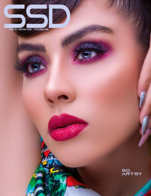 View Stilo Style Diary Magazine:  Issue 30: So Artsy by Stilo Style Diary Magazine