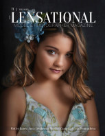 LENSATIONAL Model and Photographer Magazine #71 Issue | Teenager - November 2020 book cover