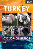 Turkey Color Genetics book cover