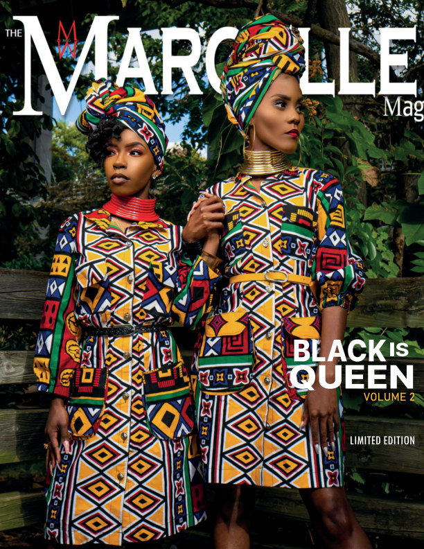 View The Marcelle Mag Vol. 2 (Economy) Limited Edited by Gregory Marcelle Jr.