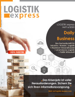 LOGISTIK express Journal 6/2020 book cover