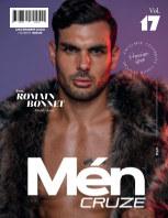 DECEMBER 2020 Issue (Vol: 17)   MEN CRUZE Magazine book cover