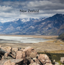 New Zealand: A Watkins Family Holiday book cover