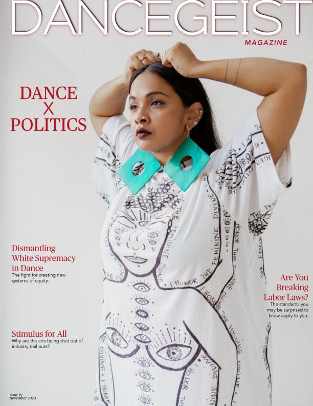 View Issue IV by Dancegeist Magazine