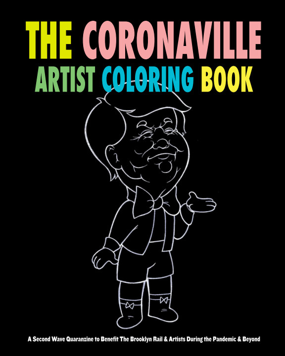 View The Coronaville Artist Coloring Book by Coronaville Artists