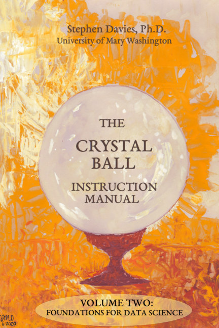 View The Crystal Ball Instruction Manual, Volume Two by Stephen Davies
