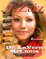 KZaiz Magazine Winter Special 2020 book cover