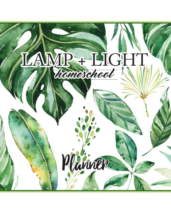 View Lamp+Light Y1 Planner by Telena Redfield