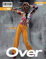 DECEMBER 2020 Issue (Vol – 19) | OVER Magazines book cover