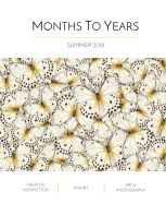 Months To Years Summer 2018 book cover