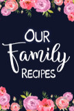 Our Family Recipes book cover