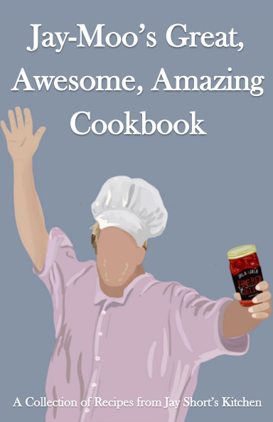 Ver Jay-Moo's Great, Awesome, Amazing Cookbook por Samantha Short