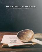 Heartfelt Homemade - Volume I book cover
