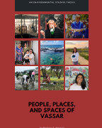 People, Places, and Spaces of Vassar book cover